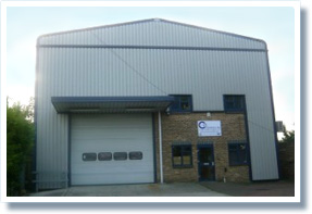 C&S Controls Ltd building